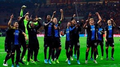 La liga belga se suspende definitivamente y Brujas es campeón