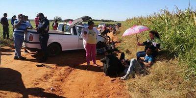 Tavapy: choque en zona rural deja madre e hijo heridos