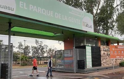 Parques Ñu Guasu y Guasu Metropolitano están habilitados también los fines de semana