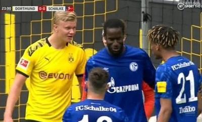 El insulto irreproducible que se escuchó en la Bundesliga