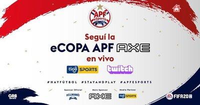 Cuatro partidos por el Grupo B de la eCopa APF