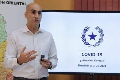 Ocho nuevos casos de coronavirus, informa Mazzoleni
