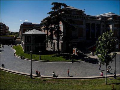 Los museos se quedan vacíos en su Día Internacional