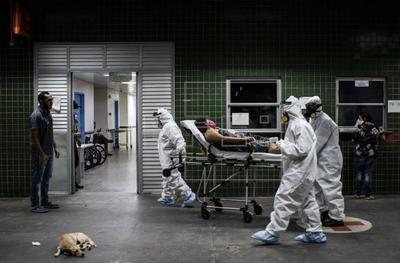 Brasil superó las 15.000 muertes y es el cuarto país con más casos del mundo