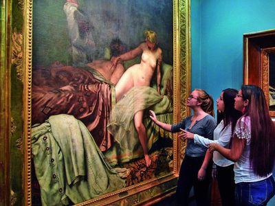 Exposición virtual de  Los Museos se muestran se realiza en la fecha