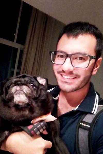 Paraguayo, dueño de una startup, regresó del Brasil por miedo