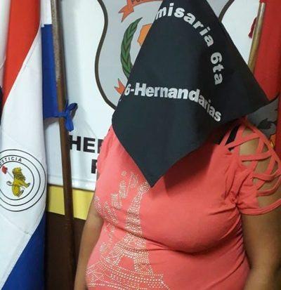 Empleada doméstica detenida tras  hurtar joyas y dinero de su patrón – Diario TNPRESS