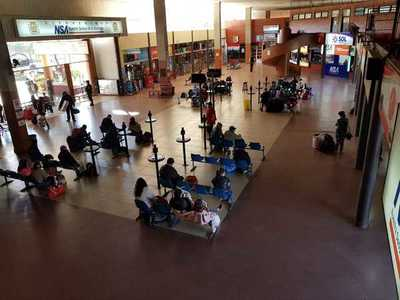 Importante cantidad de pasajeros en la Terminal de Ómnibus de Ciudad del Este