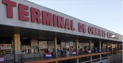 Terminal de Ómnibus aplica estricto protocolo sanitario