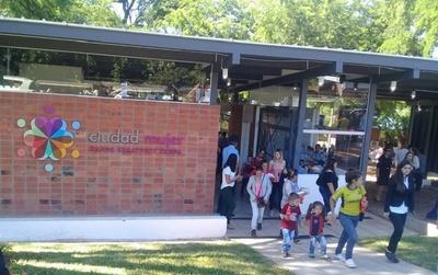 Centro Ciudad Mujer reabre sus puertas incorporando medidas sanitarias