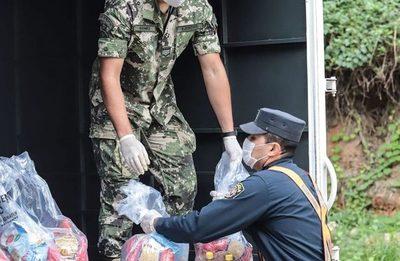 Tercera entrega de kits de alimentos del MEC inicia hoy con 32 instituciones