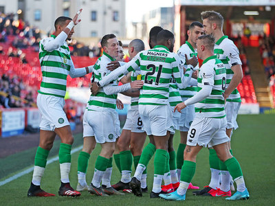 La liga escocesa se da por terminada y Celtic es el campeón