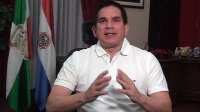 """HOY / Juan Carlos Baruja, gobernador de Paraguarí: """"En el departamento en sí no tenemos casos de Covid-19"""