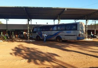 HOY / Concepción habilitó hoy su Terminal de Ómnibus para buses de corta y larga distancia
