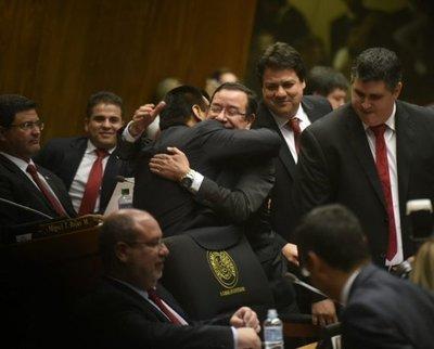 Miguel Cuevas, nuevo titular de Diputados