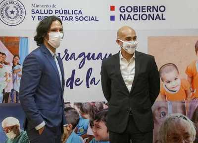 ¿Cuándo no? La solidaria inversión de Roque para la lucha del país contra el COVID-19
