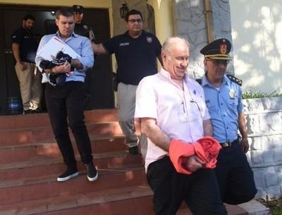 Ramón González Daher e hijo solicitan libertad por compurgamiento de la pena mínima