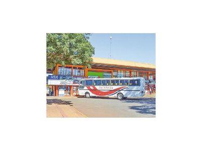 Ayer reabrieron la Terminal de Ómnibus de la Perla del Sur