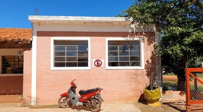 Denuncian obras inconclusas en escuela de Concepción