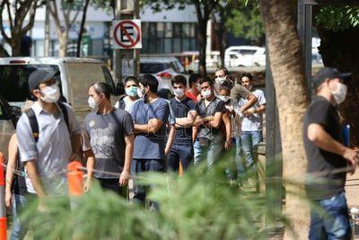 Paraguay: Mayor porcentaje de recuperados COVID-19 tiene entre 20 y 39 años