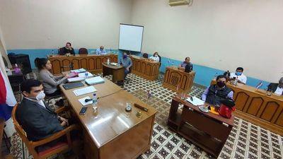 Concejales exhortan al intendente de Concepción a renunciar