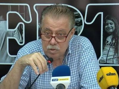 "Rubén Di Tore: ""Cuando el equipo comenzó a levantar, se cortó esto"""