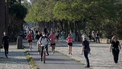 España registra 59 muertes, la cifra diaria más baja en dos meses