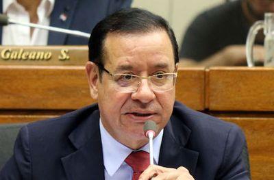 Defensa del diputado Cuevas reitera pedido de pericia contable