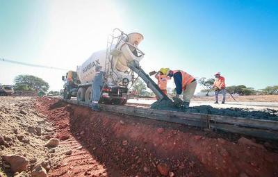 Viviendas accesibles en Mariano presentan avance del 15%