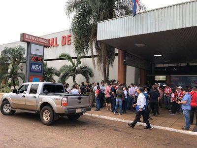 CSJ rechaza acción de Ita Paraná y terminal de buses sigue en poder de Comuna de CDE