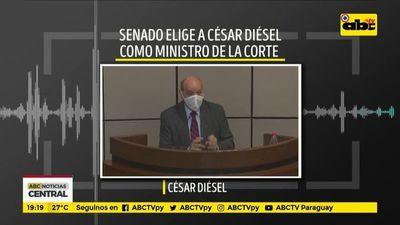 Diesel defendió proceso de elección