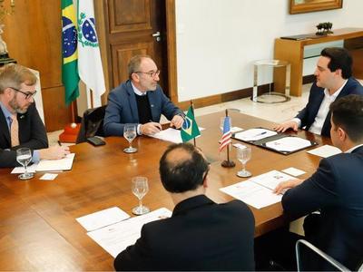 """EE.UU. quieren """"cooperar"""" para VIGILAR la FRONTERA Paraguay-Brasil"""