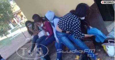 Cinco mujeres ingresaron desde Brasil y fueron detenidas