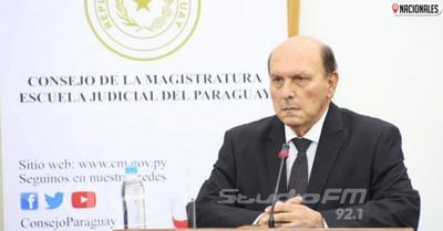 Senado designa a César Diesel para el cargo de ministro de la Corte Suprema de Justicia