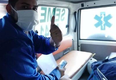 Caaguazú suma tres victorias contra el coronavirus