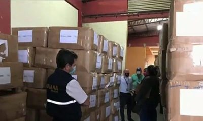 """Rechazan toda la carga de insumos procedentes de China: """"No podemos garantizar la salud de las personas"""", advierten médicos"""