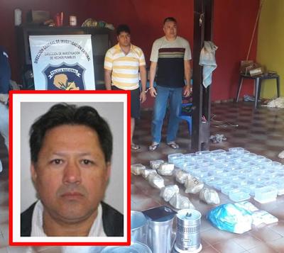 Imputan en rebeldía a presunto jefe  de un grupo de narcotraficantes – Diario TNPRESS