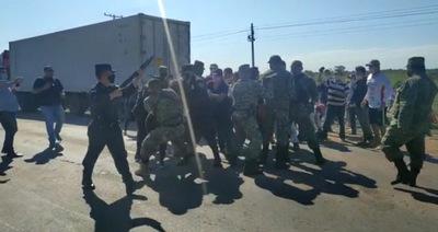 Detienen a líder de ocupantes de las ex tierras de Ybú