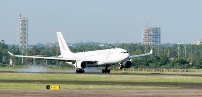 Gerente de Air Europa confirma que el 6 de junio partirá de España un vuelo con paraguayos