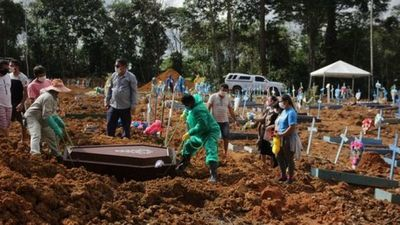 Brasil tiene casi 18 mil muertes y más de 272 mil casos de Covid-19