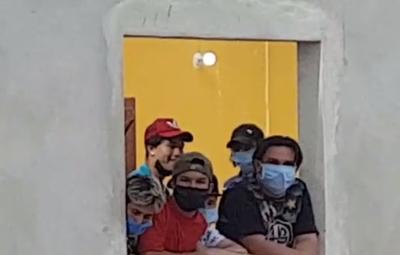 Queman colchones en albergue de Coronel Oviedo