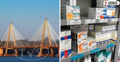 Trasladan medicamentos de forma gratuita desde Posadas a Encarnación