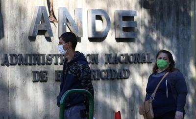 HOY / ANDE suspende cortes por falta de pago hasta junio para evitar aglomeración en trámites