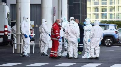 Francia suma 110 fallecidos por la COVID-19 pero bajan los enfermos graves