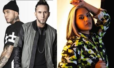 Alexis y Fido encantados con el talento de Danna Meza