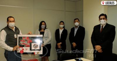 Por delito contra medio ambiente hombre dona 10 televisores al Hospital Pediátrico de Encarnación