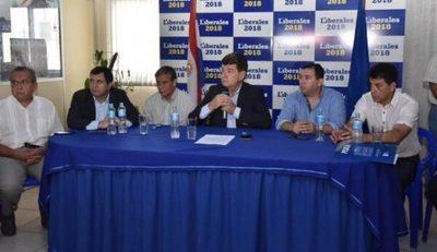 Destituyen a cuatro senadores del directorio del PLRA