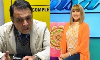 """El Profe Mazier tildó de """"Degenerada"""" a Pelusa Rubin"""
