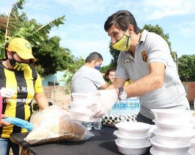Guaraní y Gustavo Costas siguen alegrando con el 'Tembi'u Legendario'