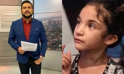 Marcelo Mongelós y su campaña a favor de la pequeña Juliette